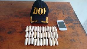 capsulas de cocaina
